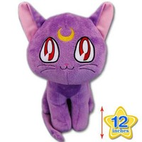 Taobao Sailor Moon purple cat plush dolls March Hare plush doll cartoon cute plush dollzqvopqsjqnk from English Agent:BuyChina.com