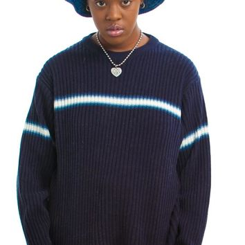Vintage Y2K Wipe Out Stripe Sweater - One Size Fits Many