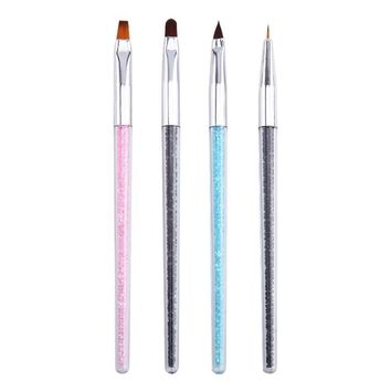 Nail Tools Painting Pen Flower Pen Nail Supplies DIY Carving Nail Pen