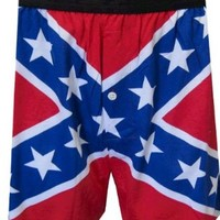 Rebel Flag Engineered Boxers for men