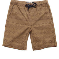 Modern Amusement Texture Jogger Shorts at PacSun.com