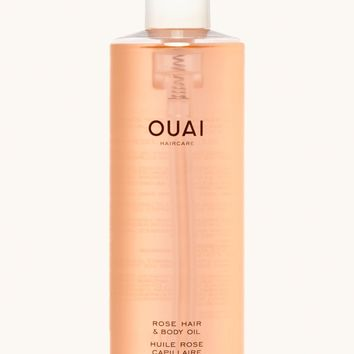OUAI Jumbo Rose Hair & Body Oil | Nordstrom