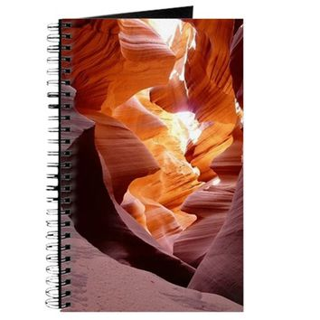 ANTELOPE CANYON JOURNAL