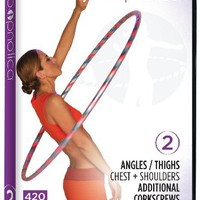Hoopnotica Fitness Hoopdance Hula Hoop DVD Level 2 (Beginner)