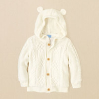 newborn - boys - cable-knit cardigan | Children's Clothing | Kids Clothes | The Children's Place