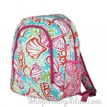 Simply Southern Sea Shell Bookbag