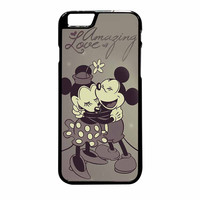 Mickey And Minnie Amazing Love iPhone 6 Plus Case