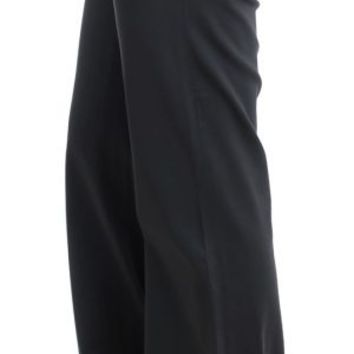 Galliano Gray wide leg pants for Sale at LuxBranded