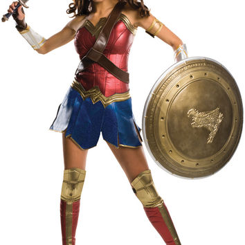 women's costume: dawn of justice wonder woman grand heritage | small