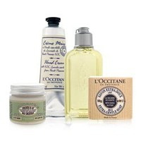 L'occitane Provence Pleasures Travel Collection