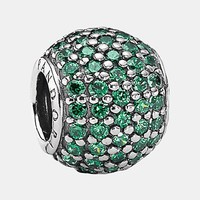 Women's PANDORA 'Pave Lights' Bead Charm
