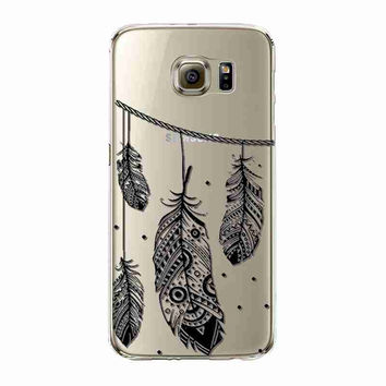 Phone Case For Samsung Galaxy s4/S5/s6/S6Edge/s7/s7edge/note4/note5  Beautiful Animated 3D Design Printing Cover