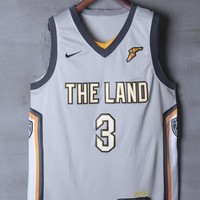 Cleveland Cavaliers #3 Isaiah Thomas Nike City Edition NBA Jerseys - Best Deal Online