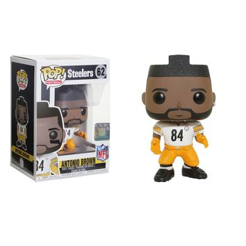 FUNKO NFL POP! FOOTBALL WAVE 4 ANTONIO BROWN VINYL FIGURE