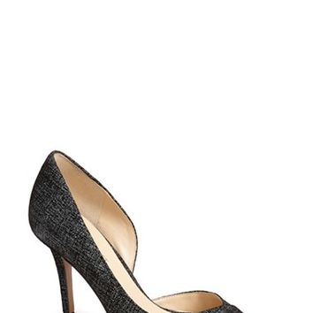 "Women's Nine West 'Jowzer' d'Orsay Pump, 3 1/2"" heel"