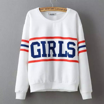 Unique Womens Girls Comfortable Sweater Autumn Winter Top Outwear Gift 162
