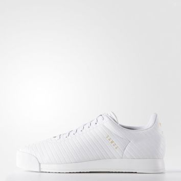 adidas Samoa Plus Shoes - White | adidas US