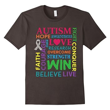 Autism Awareness Walk T-shirt