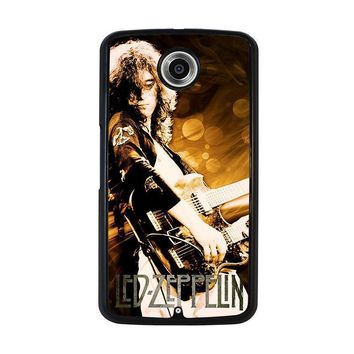 led zeppelin nexus 6 case cover  number 2