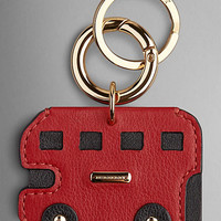 London Bus Key Charm