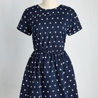 Cosmos I Said So Dress | Mod Retro Vintage Dresses | ModCloth.com