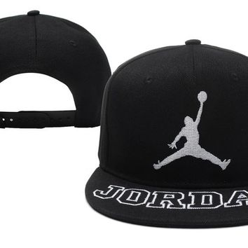 Jordan Brand Jumpman True Snapbacks Cap Snapback Hat - Ready Stock