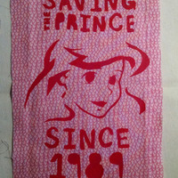 The Little Mermaid Patch - Saving The Prince Since 1989