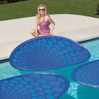 The Solar Pool Heating Rings