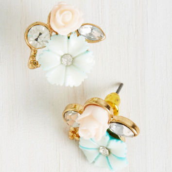 Precious Posies Earrings