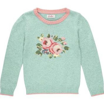 Cath Kidston - Ring of Roses Jumper