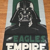 NFL Philadelphia Eagles flag by factory direct sale 3x5 with grommets