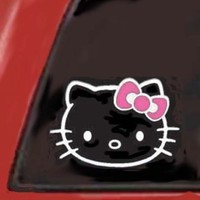 HELLO KITTY Sporting a PINK Bow 5.5
