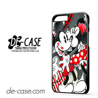 Mickey Mouse Kissing By Minnie Mouse Disney For Iphone 6 Iphone 6S Iphone 6 Plus Iphone 6S Plus Case Phone Case Gift Present