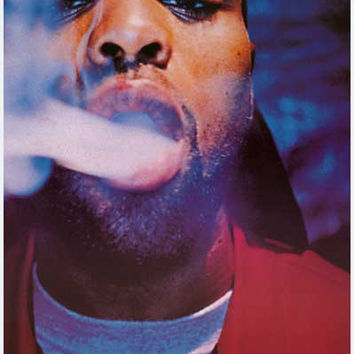 Method Man Wu-Tang Clan Poster 12x18