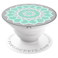 PopSockets: Expanding Stand and Grip for Smartphones and Tablets - Peace Mandala