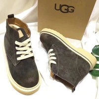 UGG Fashion Leather Wool Martens Boots Shoes
