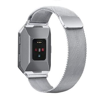 Fashion Steel based Fitbit Ionic Wristband