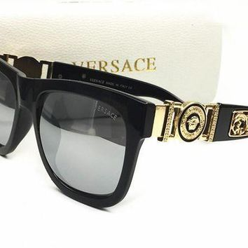 Versace Women Fashion Popular Shades Eyeglasses Glasses Sunglasses [2974244507]