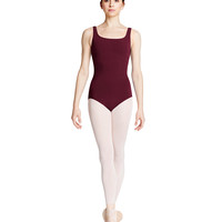 Ladies Tank Leotard (Burgundy) M415L