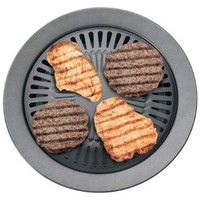 Chefmaster KTGR5 13-Inch Smokeless Stovetop Barbecue Grill:Amazon:Kitchen & Dining