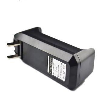 1pc USA 3.7V 18650 14500 16430 Battery Charger For Rechargeable Batteries 100-240V 47-63HZ Free Shipping