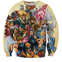 Wolverine and the X-Men sweat shirt