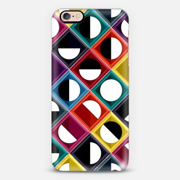 diamond moon transparent  iPhone 6s case by Sharon Turner | Casetify