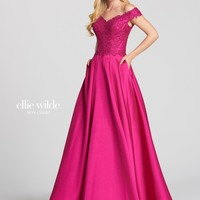 Ellie Wilde EW118152- Hot Pink