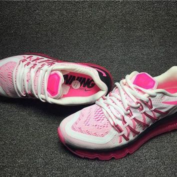 LMF8KY Nike Air Max 2015 Pink White
