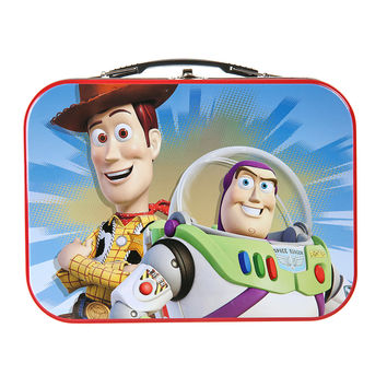 Disney Toy Story Woody & Friends Tin Lunch Box