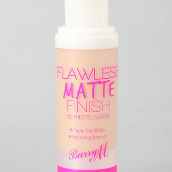 Barry M Flawless Matte Finish Foundation  - Urban Outfitters