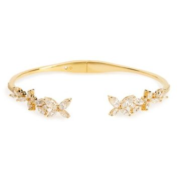 Nadri Papillon Hinge Bangle | Nordstrom