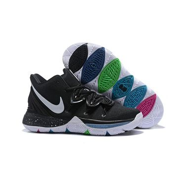 "Nike Kyrie 5 ""Black Magic"" Women Shoes Kid Sports Shoes - Best Deal Online"
