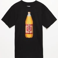 Freshjive 40 Ounce T-Shirt - Mens Tee - Black